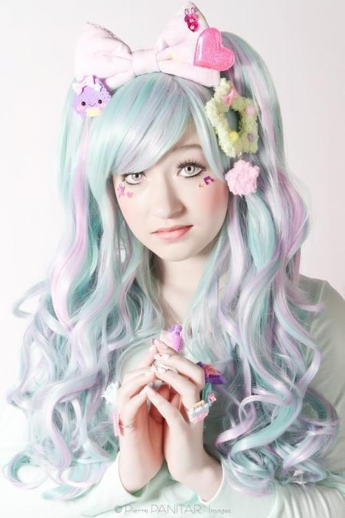 lolita wigs kawaii cute wugs
