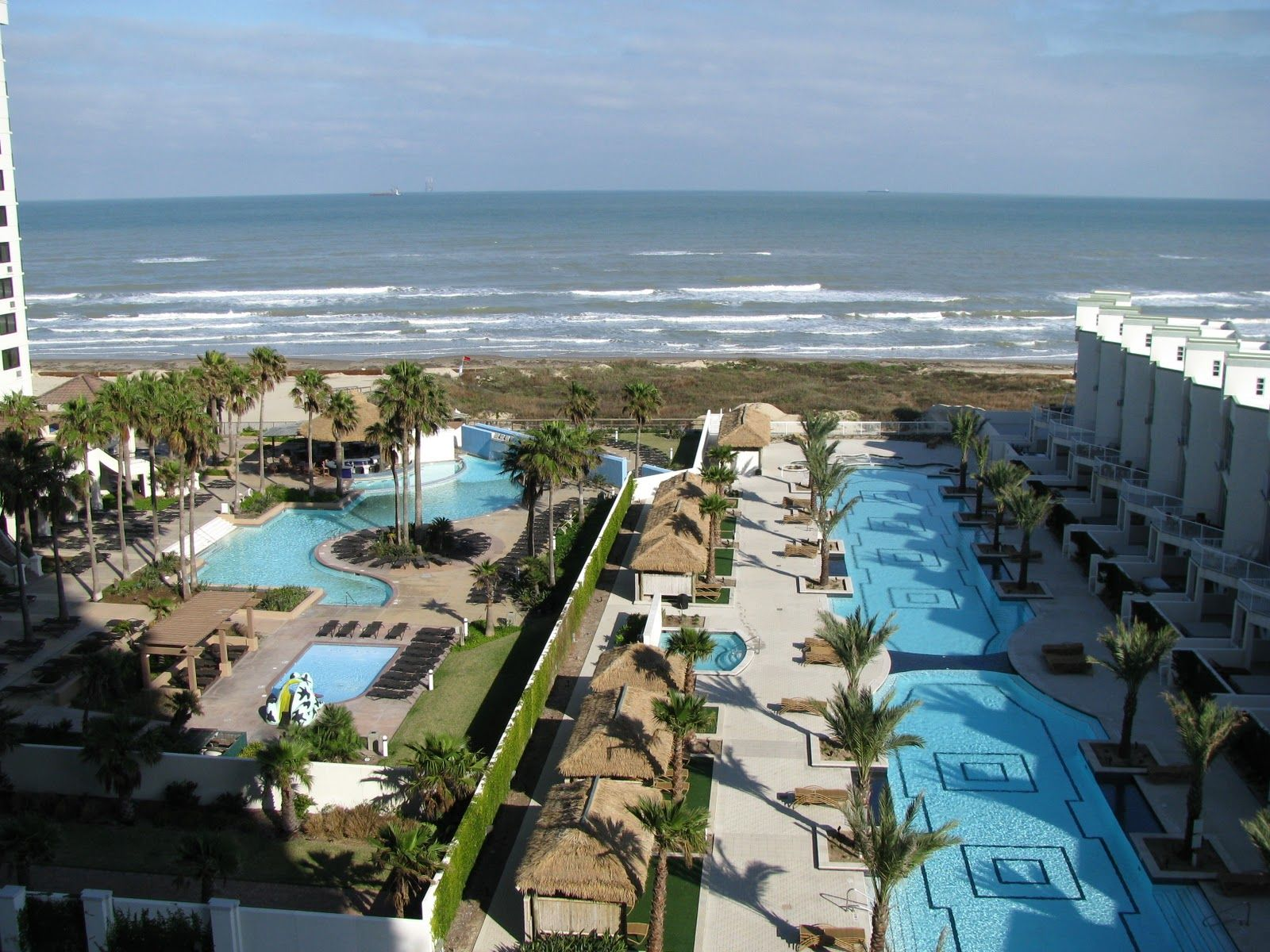 Sheraton South Padre Island Beach Resort