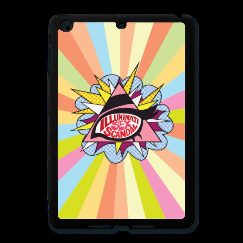 ILLUMINATI SEX SCANDAL iPad Mini Hard Case