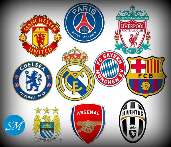 Which Football Club Is Having The Highest Sponsorship Deal Find Top 10 List Of Soccer Clubs Having Kit J Football Football Club Real Madrid Manchester United
