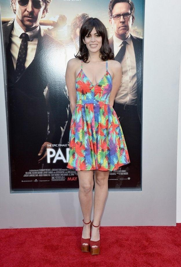 So was this actress, Sol E. Ramero.