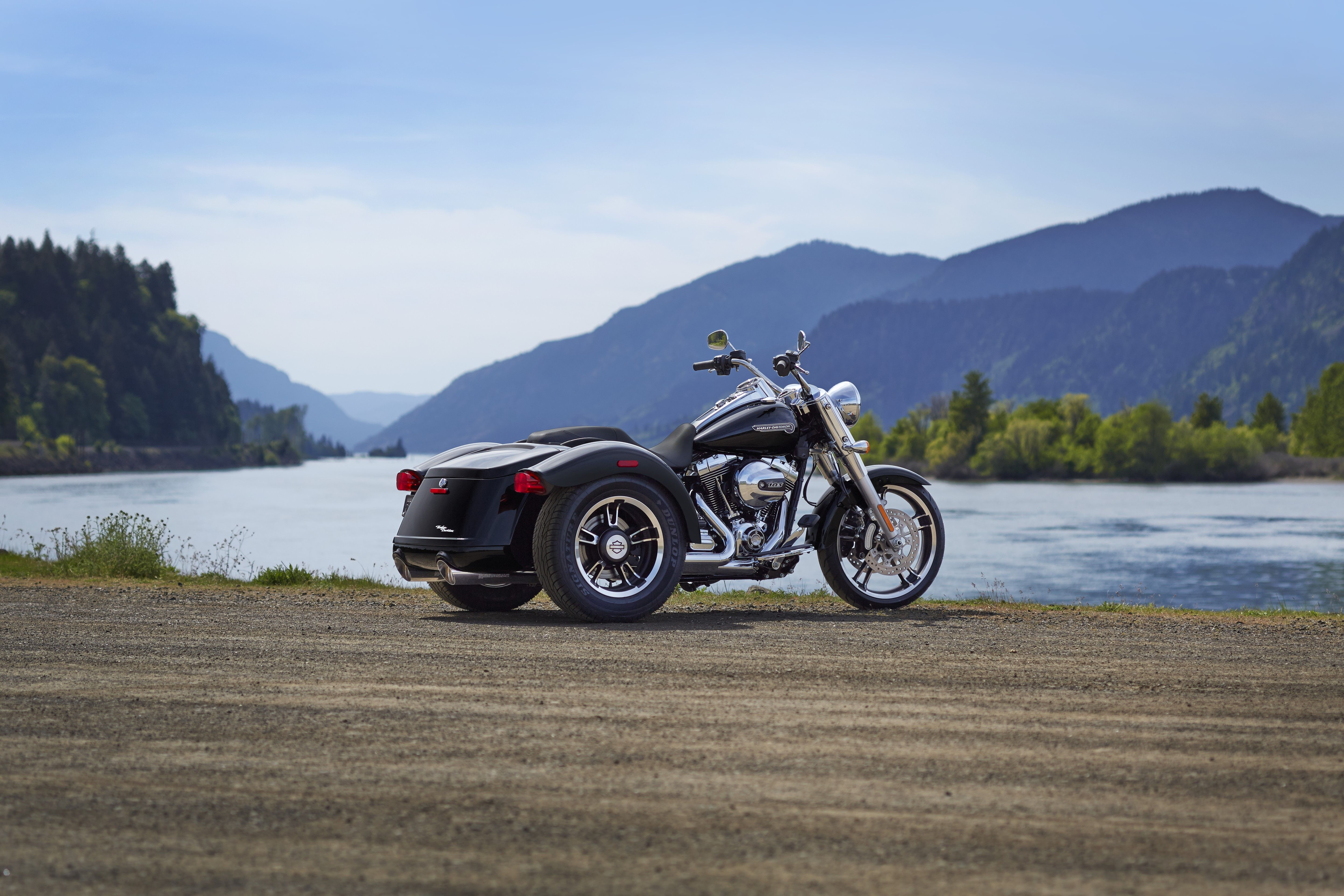 Hot rod-inspired style and a smaller, easy-handling size make the ...