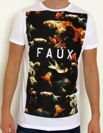 FAUX: Goldfish