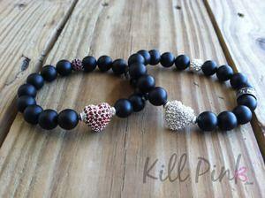 www.killpink.com has beautiful handmade jewelry