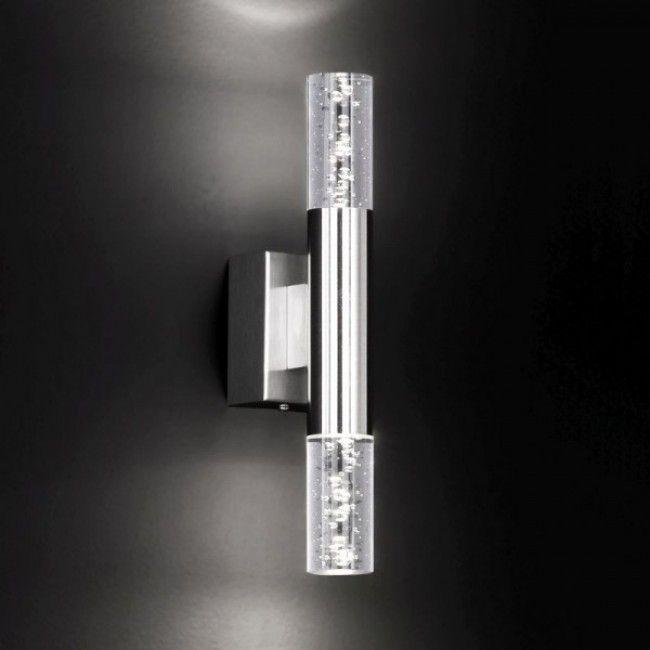 Honsel Bubble Wandleuchte LED Chrom 39692 (mit Bildern