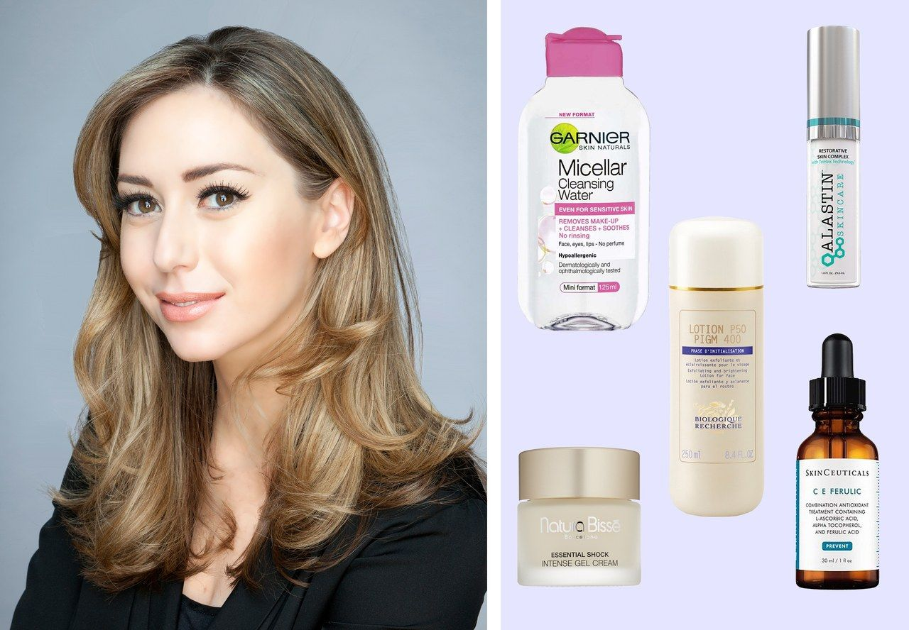 Eight Top Dermatologists Reveal Their Skin Care Routines With Images Recommended Skin Care Products Favorite Skincare Products Best Skin Care Routine