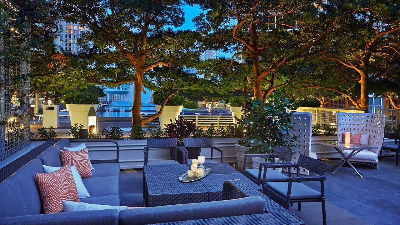 15th Vine Kitchen And Bar Hotels And Resorts Miami Restaurants Brickell City Centre