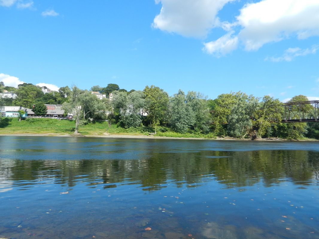Delaware River: Easton, Pa 2013