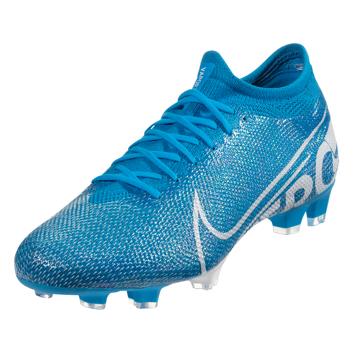 Nike Mercurial Vapor 13 Pro Fg Soccer Cleat Blue Hero White Obsidian 11 5 In 2020 Best Soccer Cleats Soccer Boots Soccer Shoes