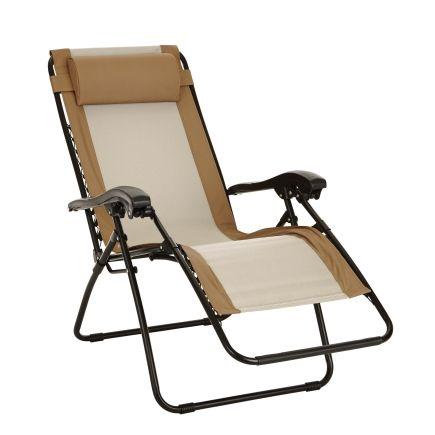 Living Accents Relaxer Chair with Adjustable Backrest ...