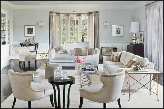 Glam Living Room Interior Design Ideas Glam Free Printable Images