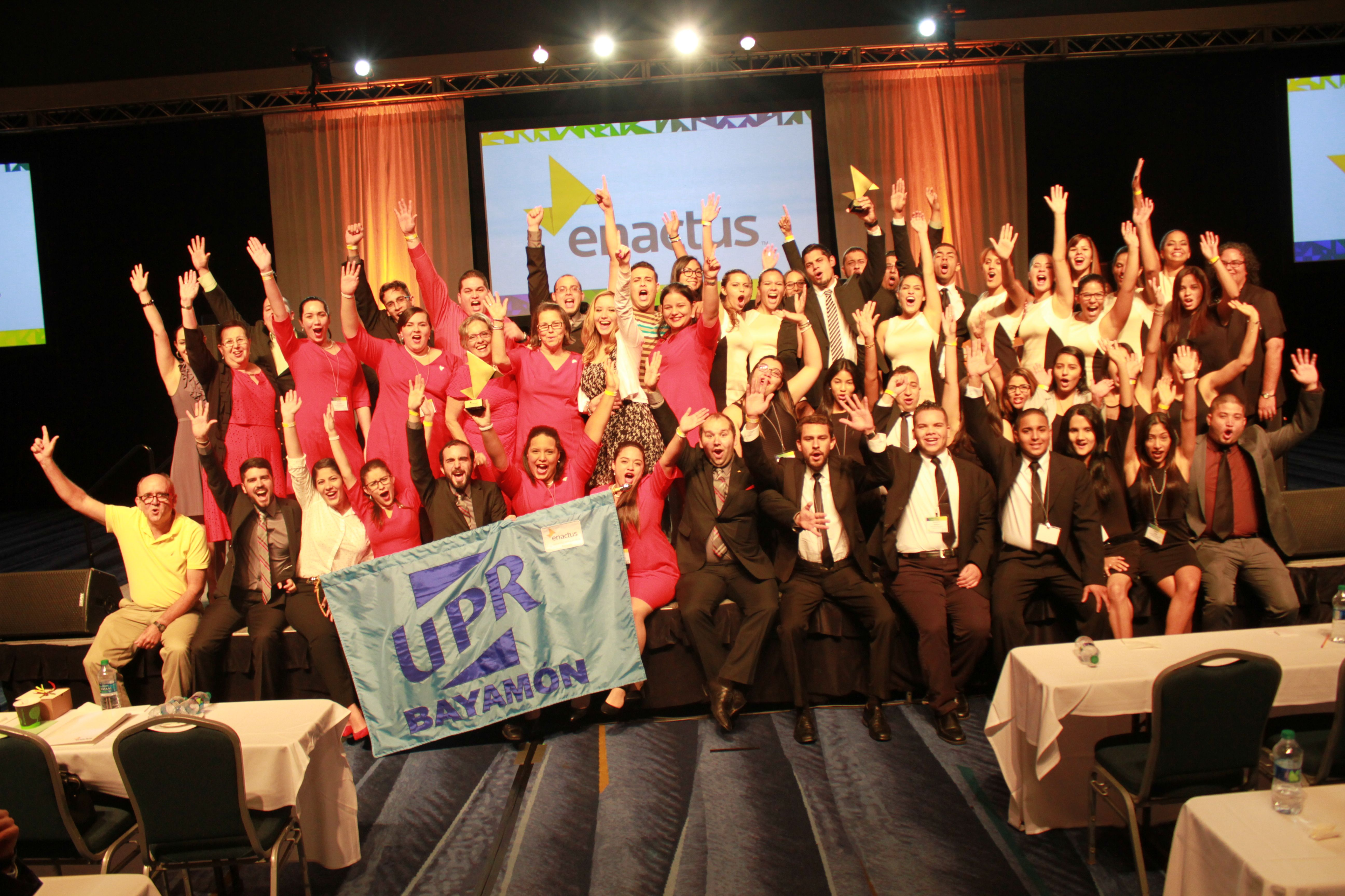 Enactus Puerto Rico National Competition