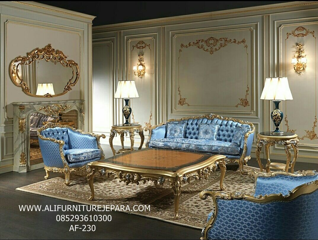 10 Top Royal Living Room Set