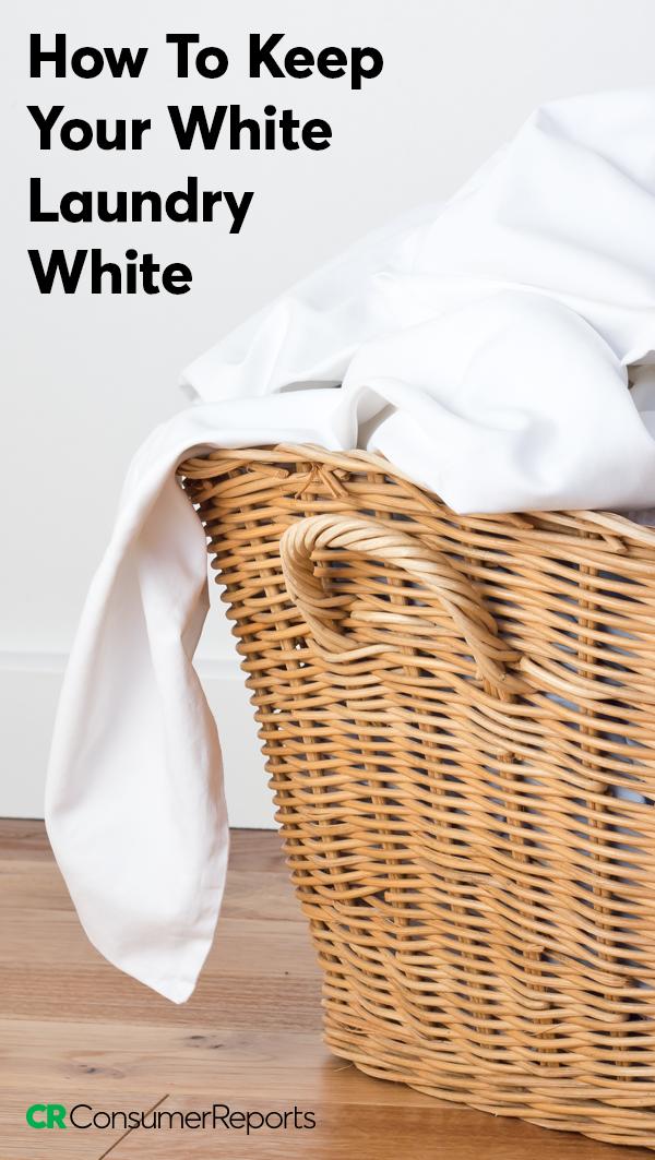How To Keep Your White Clothes White White Laundry Washing White Clothes Cleaning White Clothes