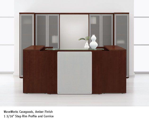 Pleasant Waveworks Reception Workstation National Office Furniture Download Free Architecture Designs Xoliawazosbritishbridgeorg