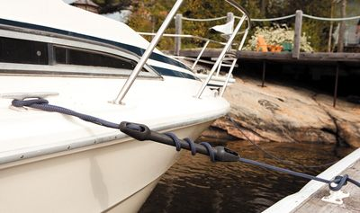 26' Mooring #Snubber-686-90304F | Boats : Anchors & Dock Accessories