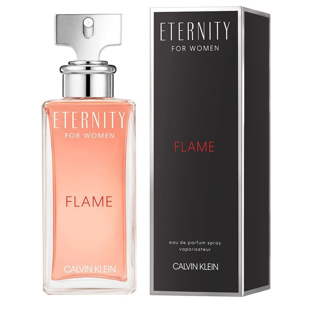 Calvin Klein Eternity Flame Womens Perfume Eau De Parfum Size