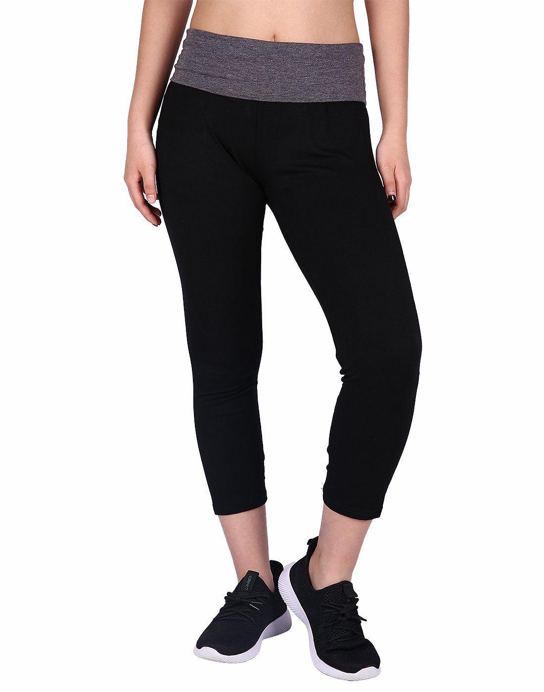 20+ Fold over capri yoga pants ideas