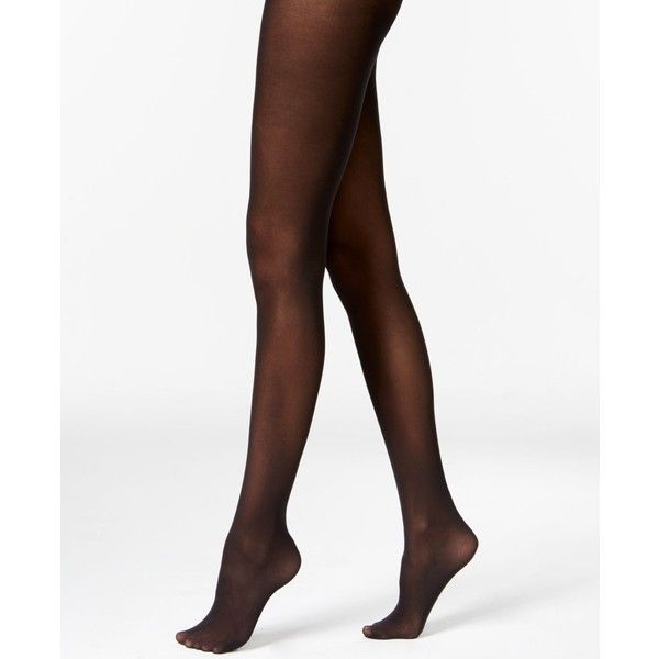 Hue Seamless Opaque Tights Opaque Tights Tights Stocking Tights