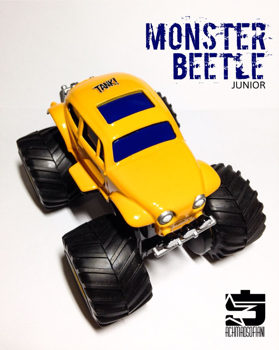 Monster Beetle Jr ミニ四駆, 四駆, ミニ