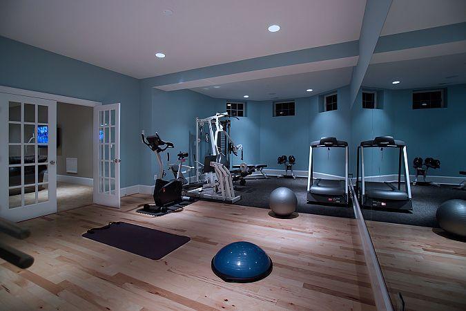 Hi Hometalkers! | Workout room home, Gym room at home, Home gym decor