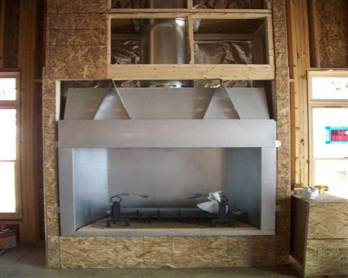 Gas Fireplace Installation Gas Line Installation Baltimore Bel