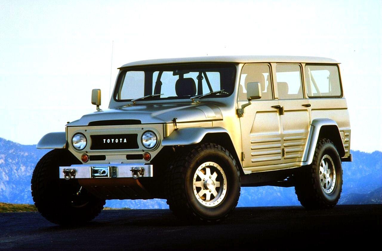 1967 Custom Toyota Fj 45 Land Cruiser Wagon Toyota Classic