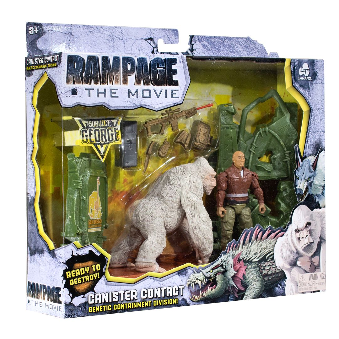 12 Best Rampage Images Rampage Rampage Movie Godzilla Toys