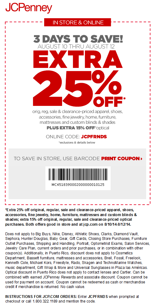 Jcpenney Deal Jcpenney Coupons Coupon Apps Online Coding