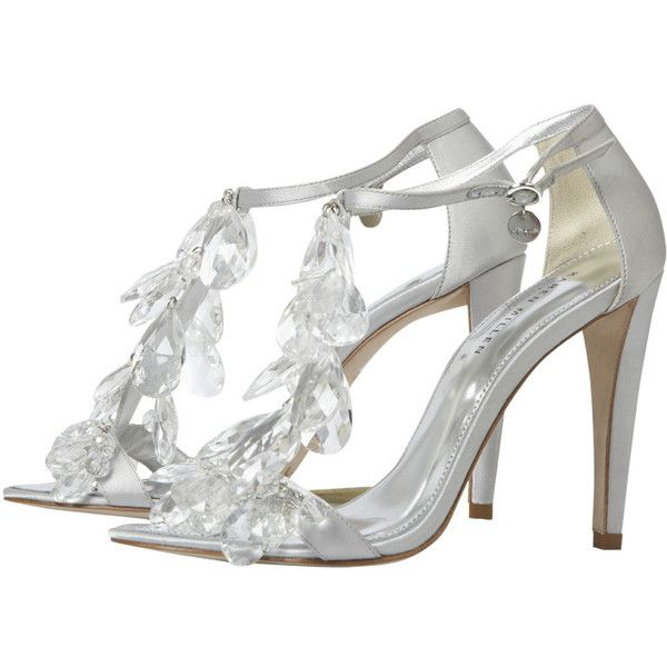 cffcf67ef19de5 Chandelier sandal ( 199) ❤ liked on Polyvore featuring shoes ...