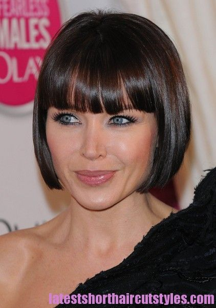 pageboy haircut | ... Minogue Short Pageboy Hairstyle – Latest Short Hairstyles 2013