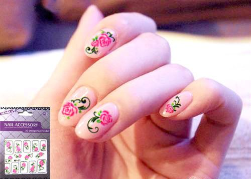 Diy Nail Art Stickers Nail Art Stickers Make Your Own Nail Art