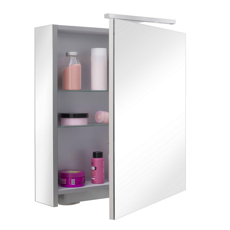 armoire de toilette ice box sanijura. Black Bedroom Furniture Sets. Home Design Ideas