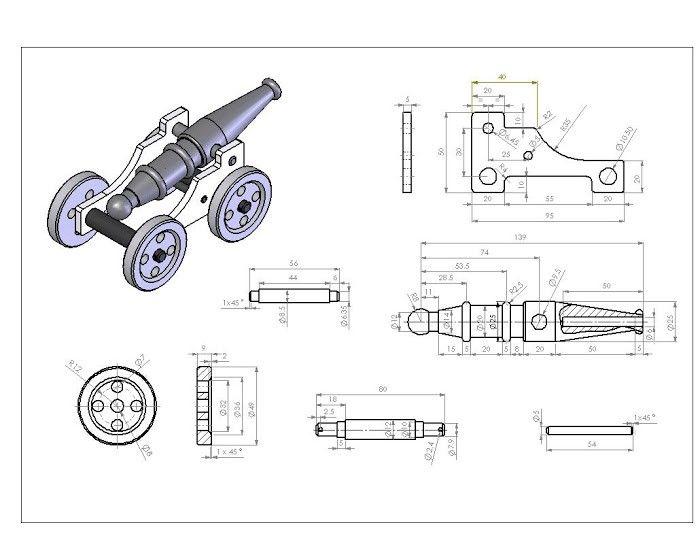 609063579e4b84832a8bfe728e613ff8 Jpg 700 538 Diseno Mecanico Planos Mecanicos Tecnicas De Dibujo