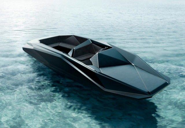 Z Boat – Fubiz™