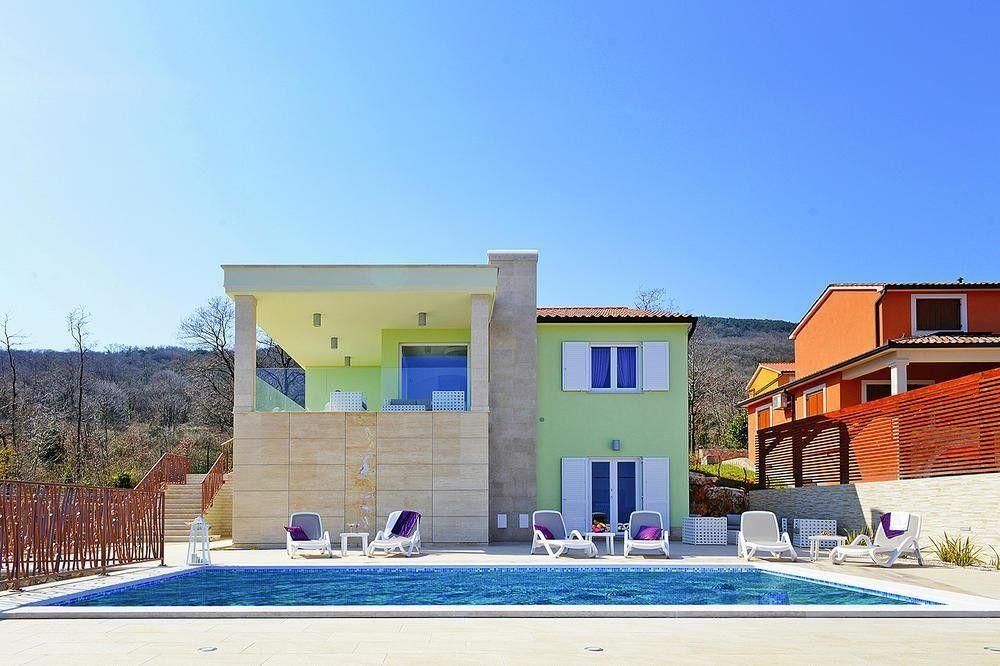Luxusurlaub in Kroatien Deine Villa mit privatem Pool