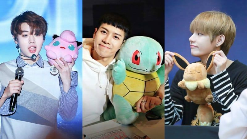 15 Male K Pop Idols Who Resemble Pokemon Pokemon Kpop Idol Kpop