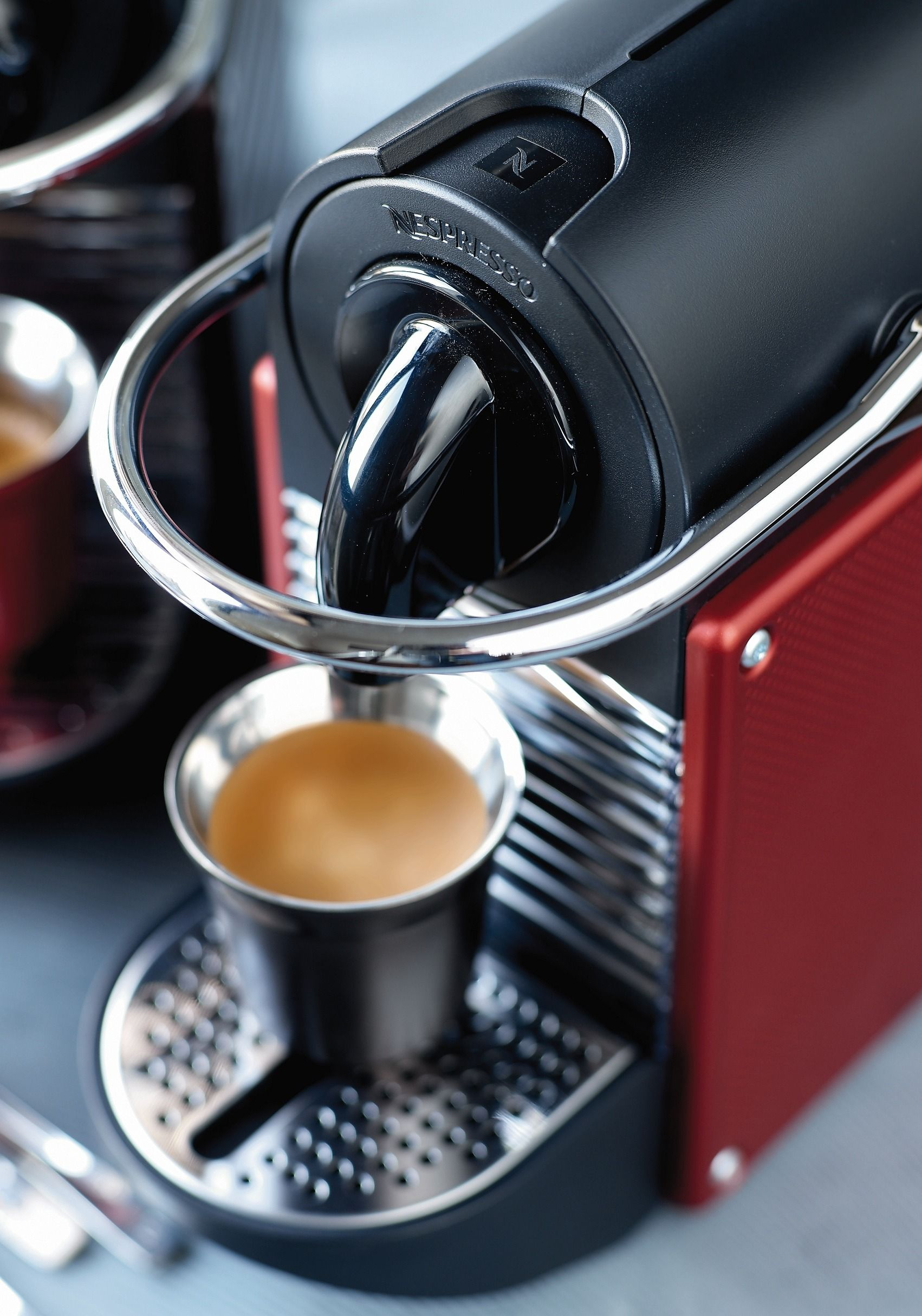 Pixie Carmine Coffee machine nespresso, Nespresso