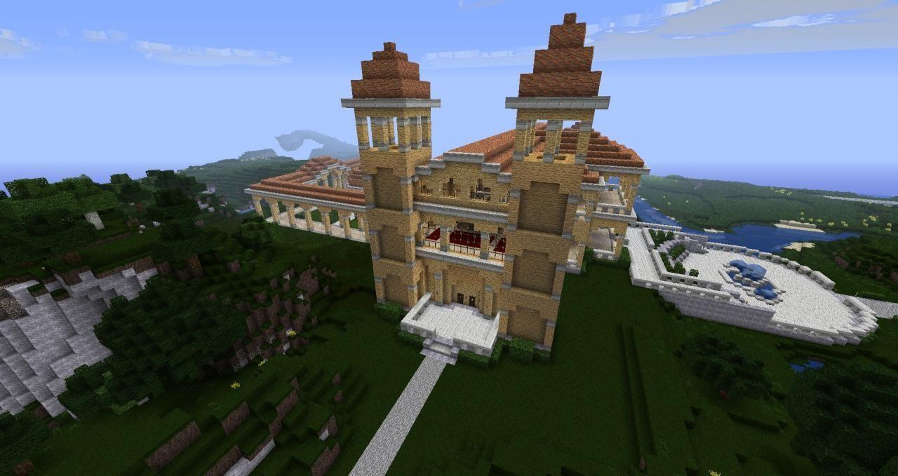 """Über 1.000 Ideen zu """"Villa Minecraft auf Pinterest"""" Minecraft ..."""