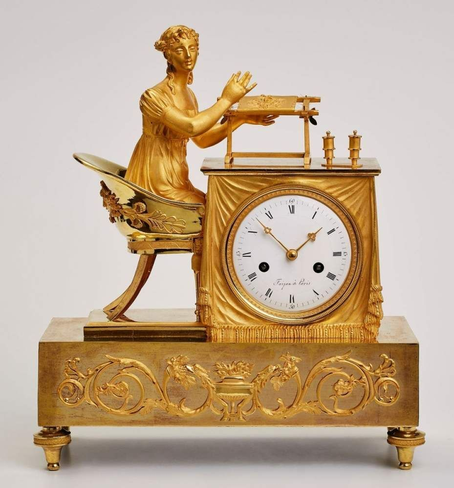 Glocke für Kamin Uhr Tisch Uhr Figuren Uhr