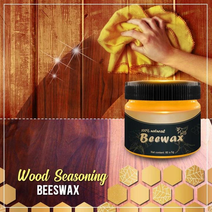 Wood Seasoning Beewax Wood Polish Beeswax Wood