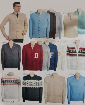 Men S 1950s Casual Clothing History 1950s Casual Clothing 1950s Fashion Menswear 1950s Mens Clothing