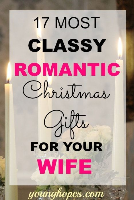 17 Most Classy, Romantic Christmas Gifts for Your Wife • | natty ...