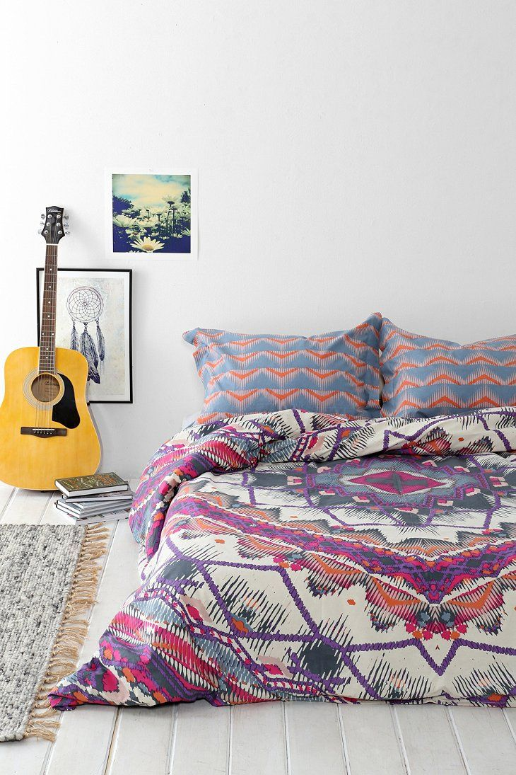 Magical Thinking Mountain Medallion Duvet Cover Dise 241 Os