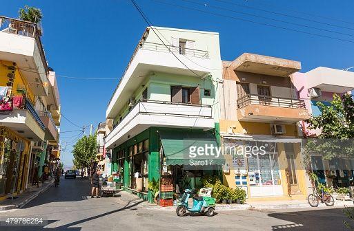 Palaiochora, Crete, Greece - September 29, 2013. A...GREECE