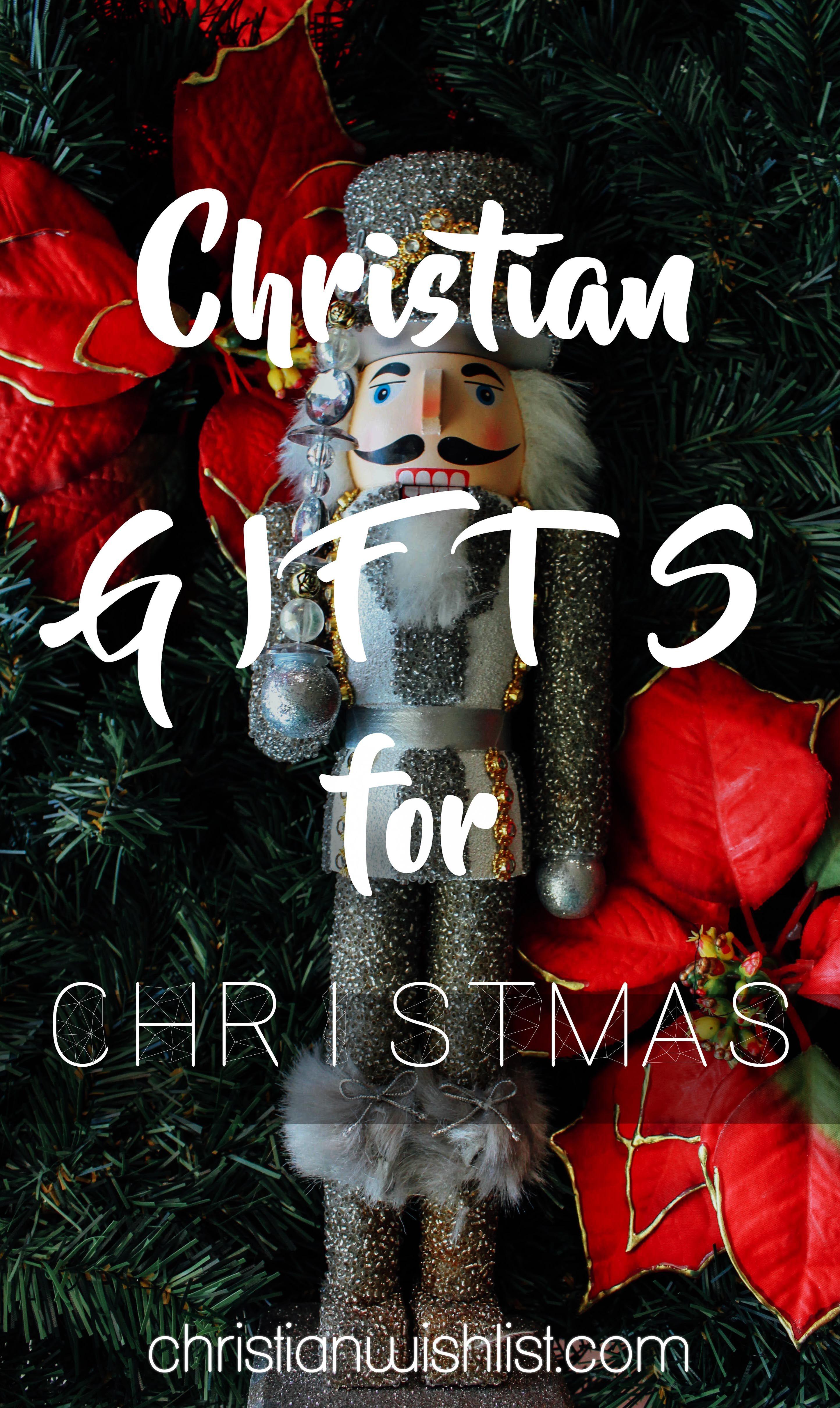 38 Christian Gift Ideas For Christmas 2016 Christian