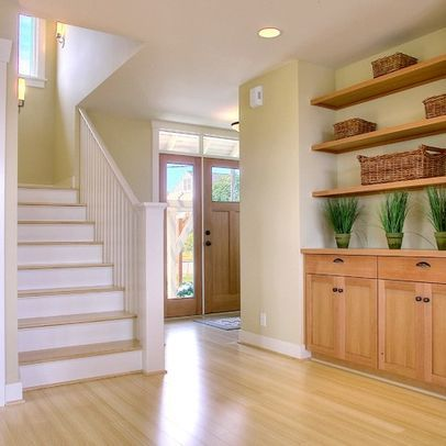 Craftsman Style Staircase Design Ideas, Pictures, Remodel, and Decor - page 11