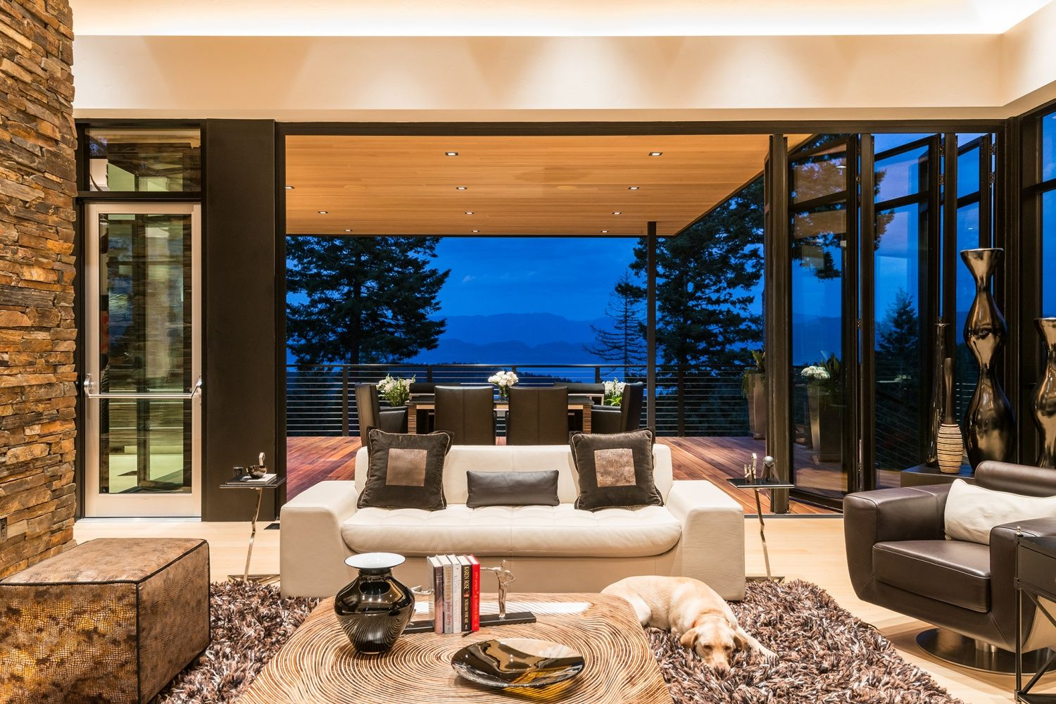 Skyhouse - Lakeside, MT (With images) | Canopy design ... on Outdoor Living Space Builders Near Me  id=32405