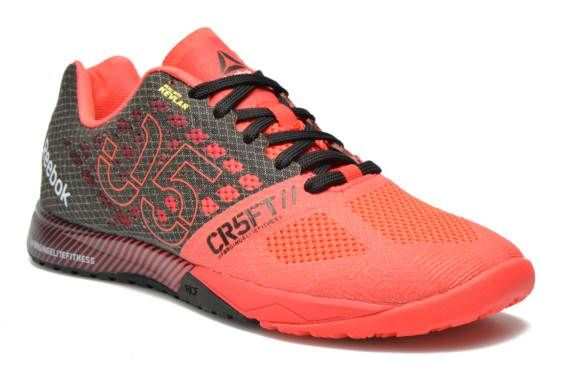 Chaussures de sport R Crossfit Nano 5.0 W Reebok vue 34