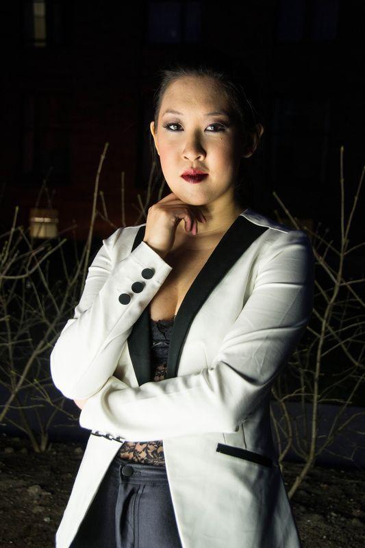 Photographer: Felipe Sarmiento Pardo  MUA: Christopher Aaron Slade  Model: Christine Lieu